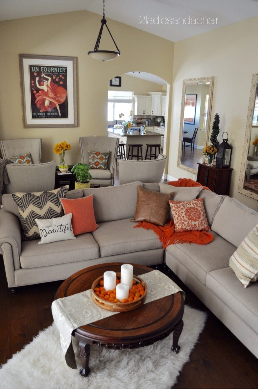 Accent Decor for Living Room Luxury Tis Autumn Living Room Fall Decor Ideas