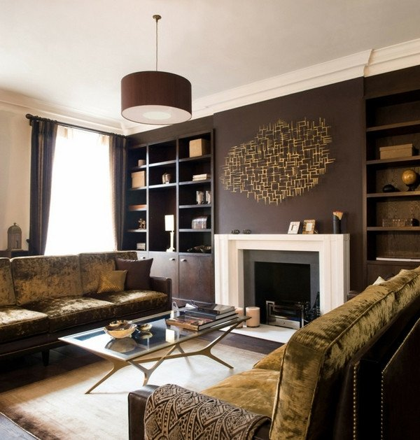 Accent Decor for Living Room New Living Room Design Ideas In Brown and Beige 50 Fabulous