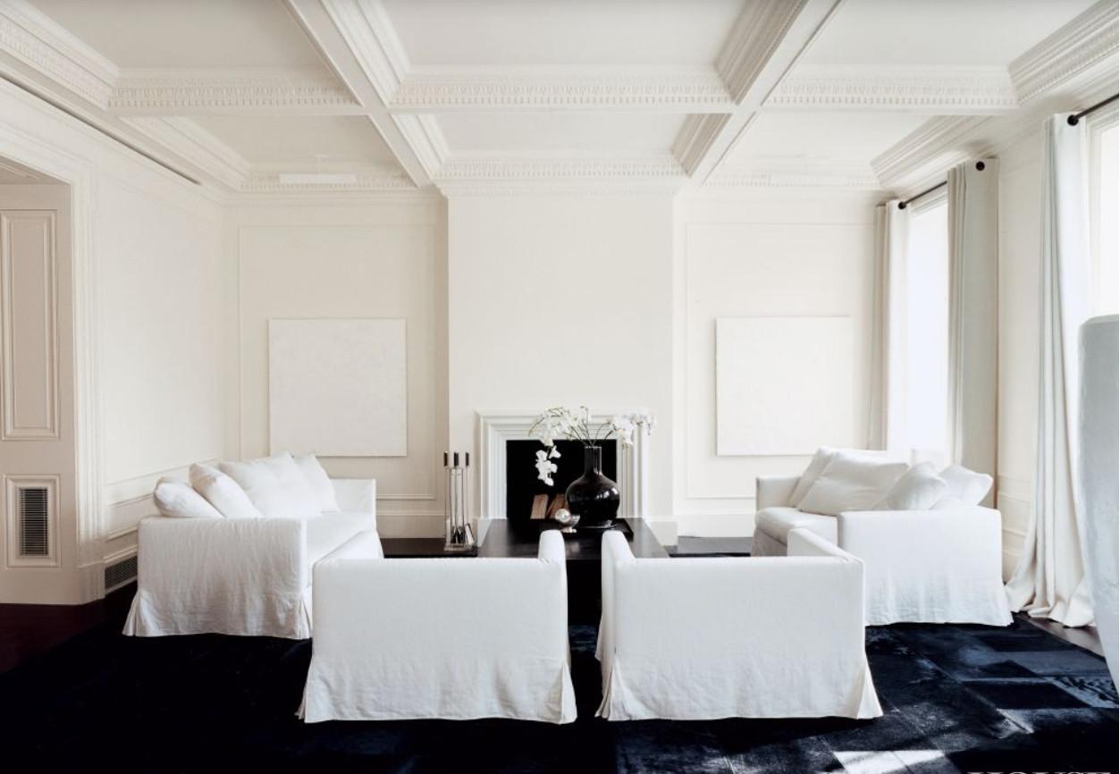 All White Living Room Decor Awesome All White Living Room Design Ideas