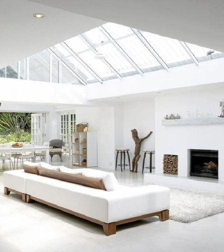 All White Living Room Decor Best Of All White Rooms Decorating with the Color White