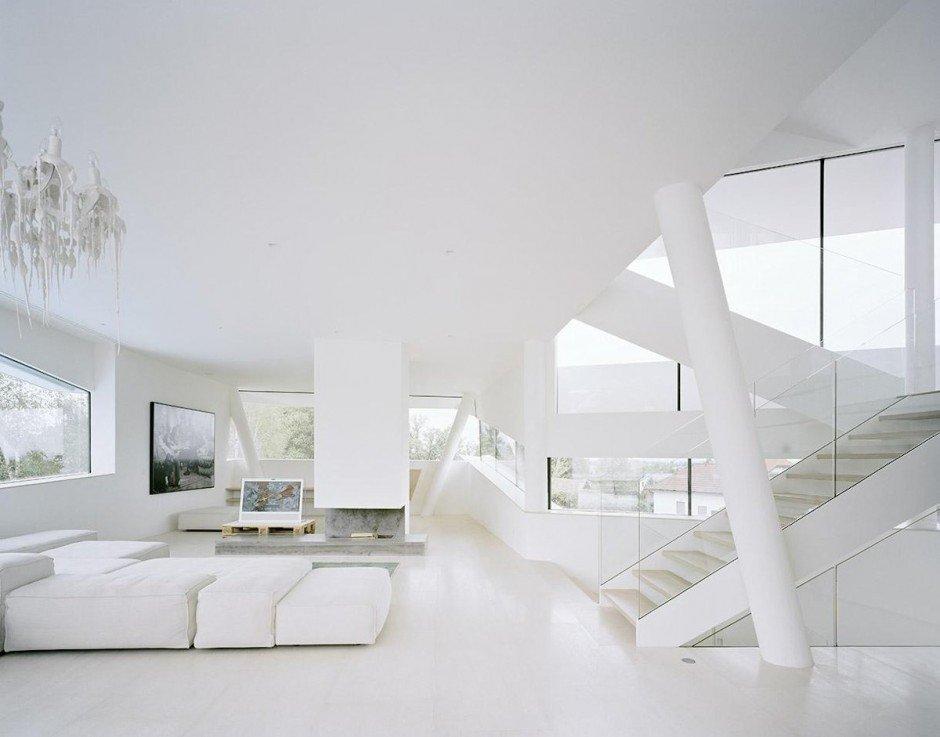 All White Living Room Decor Elegant White Living Room