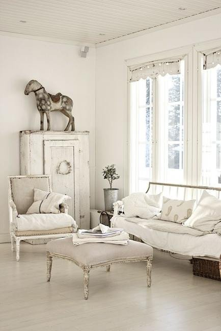 All White Living Room Decor Fresh Beautiful Flowers and Shabby Chic Ideas for White Living
