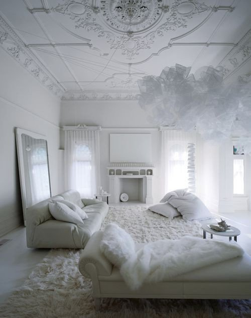 All White Living Room Decor Lovely All Shades White 30 Beautiful Living Room Designs
