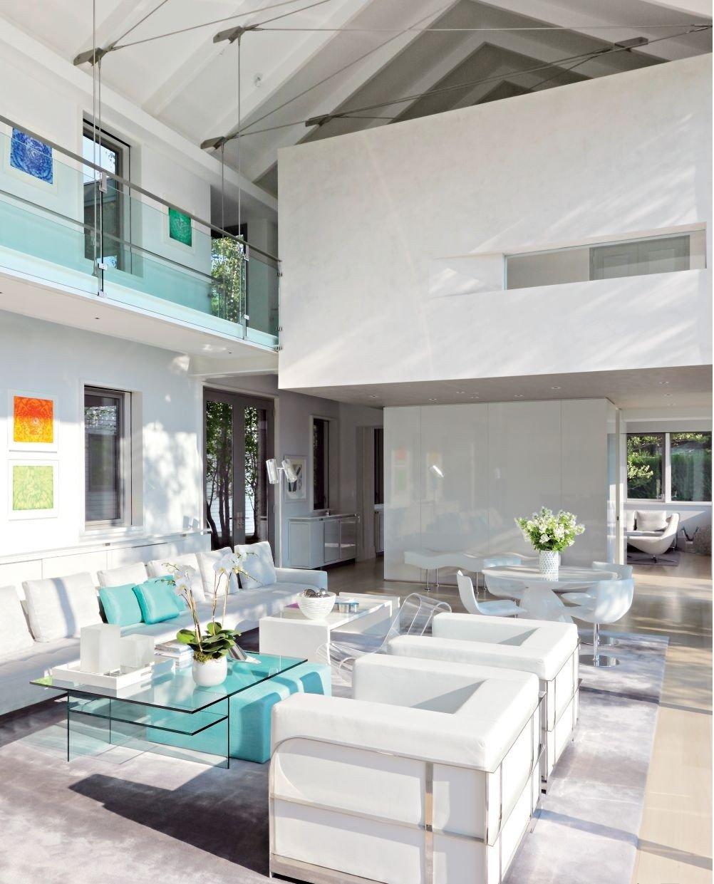 All White Living Room Decor Unique All White Living Room Design Ideas