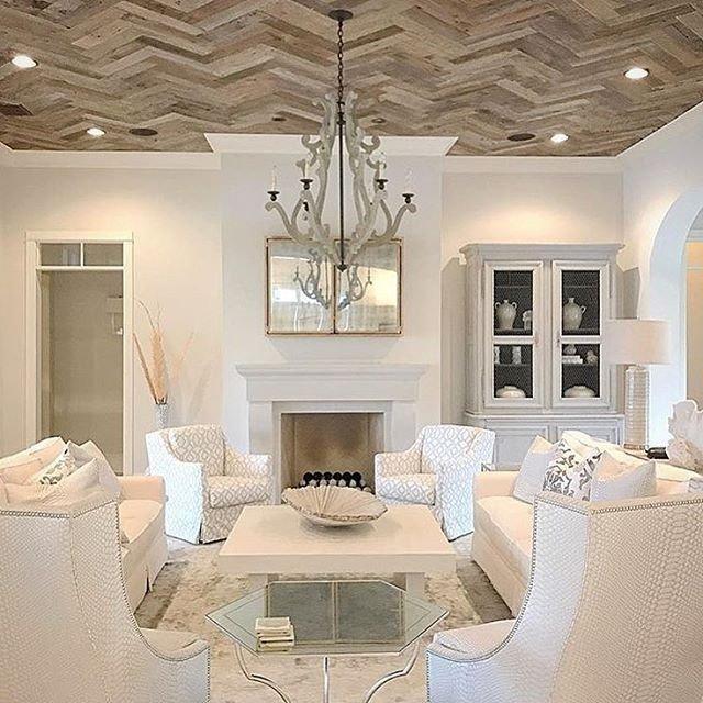 All White Living Room Decor Unique Shut Up that Ceiling Family Room