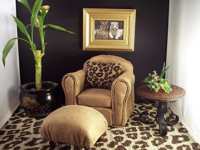Animal Print Living Room Decor Awesome Leopard Print Decor Living Room