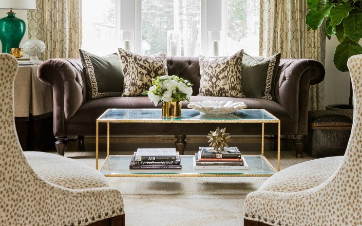 Animal Print Living Room Decor Awesome Leopard Print Living Room Decorating Ideas