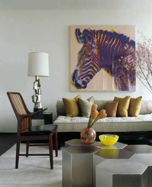 Animal Print Living Room Decor Fresh Exotic Trends In Home Decorating Bring Animal Prints Into