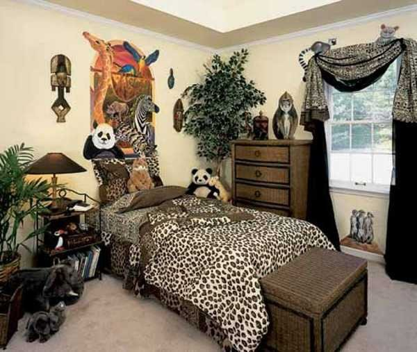 Animal Print Living Room Decor Lovely Exotic Trends In Home Decorating Bring Animal Prints Into