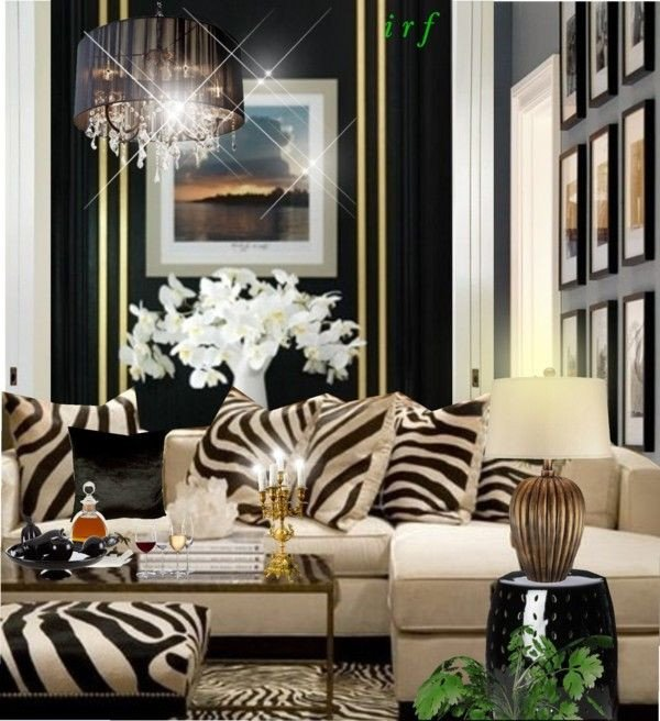 Animal Print Living Room Decor Unique Living 50 Living Room Groups