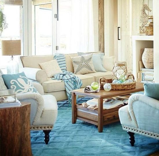 Beach House Living Room Decor Beautiful 17 Best Ideas About Coastal Living Rooms On Pinterest