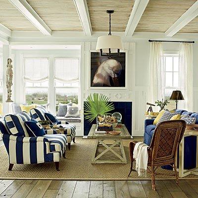 Beach House Living Room Decor Beautiful Design Dump Coastal Living Ultimate Beach House