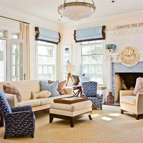 Beach House Living Room Decor Elegant Breezy Beach Living Room Decorating Ideas Interior Design