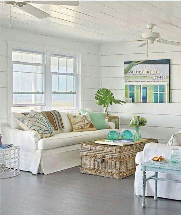 Beach House Living Room Decor Inspirational 34 Beach House Living Room Decor Beautiful Beach Homes