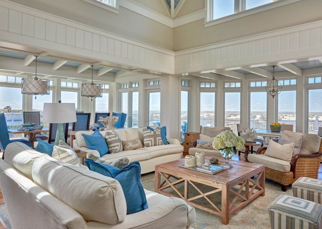 Beach House Living Room Decor Lovely 100 Beautiful Living Rooms to Nurture Your Home S Tranquility