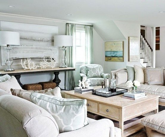 Beach House Living Room Decor New 37 Sea and Beach Inspired Living Rooms Digsdigs