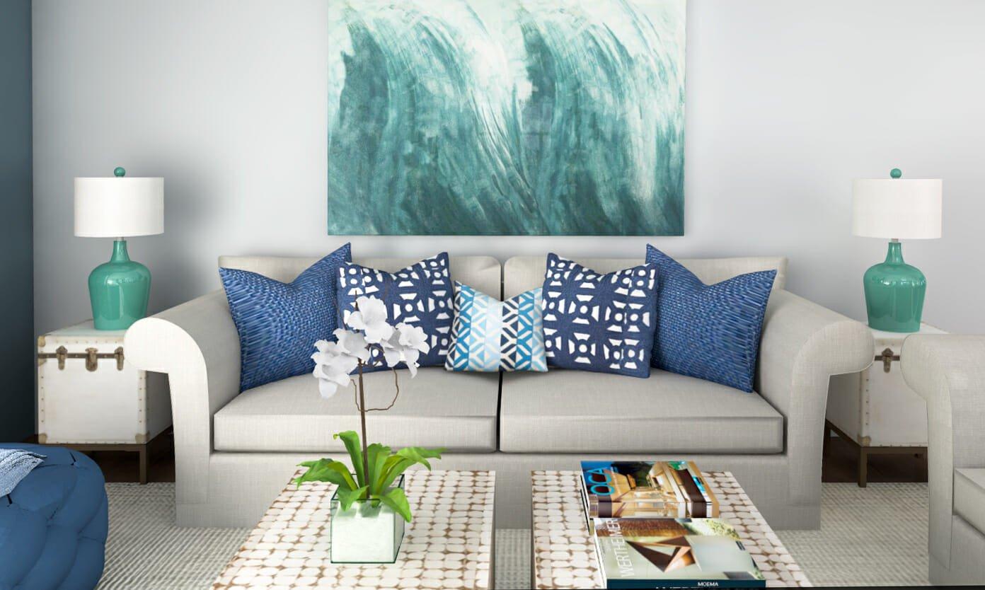 Beach themed Living Room Decor Fresh Beach Decor 3 Line Interior Designer Rooms