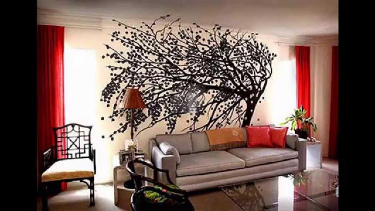 Big wall decorating ideas