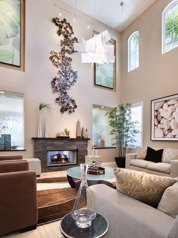 Big Wall Decor Living Room Elegant How to Decorate A Living Room to Make It Feel Cosy