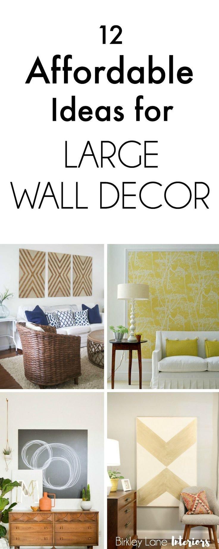 Big Wall Decor Living Room Lovely Best 10 Wall Art Ideas On Pinterest
