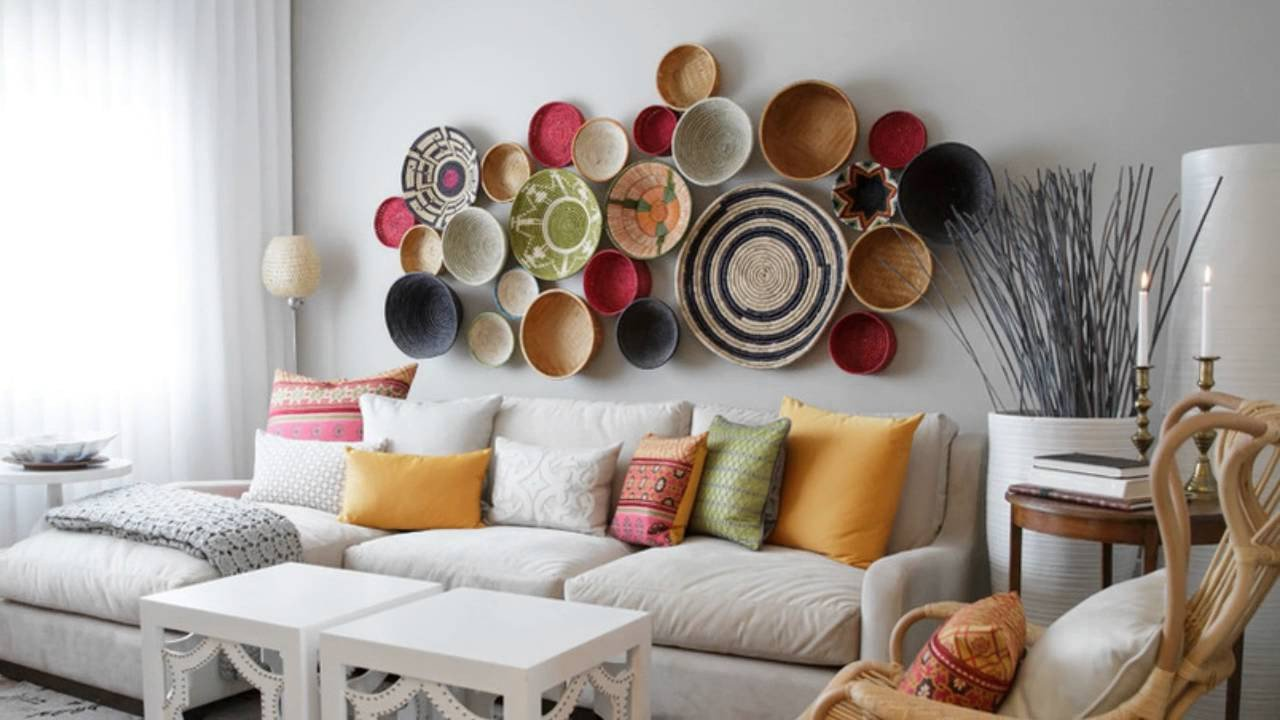Big Wall Decor Living Room Lovely Creative Living Room Wall Decor Ideas