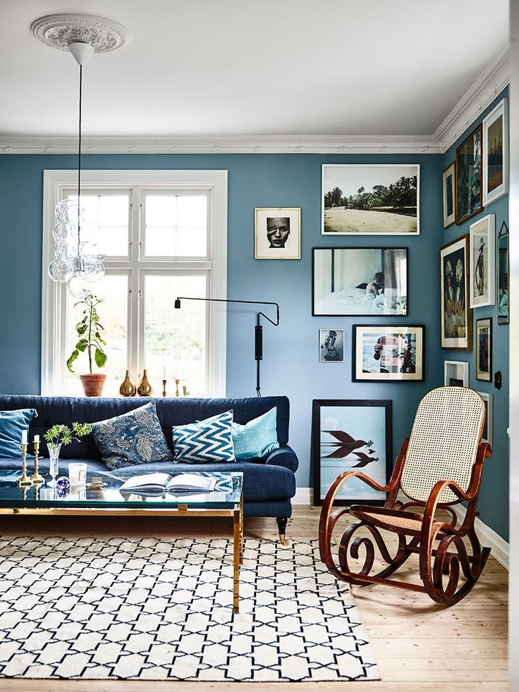 Blue Living Room Decor Ideas Awesome Best 25 Blue Living Rooms Ideas On Pinterest