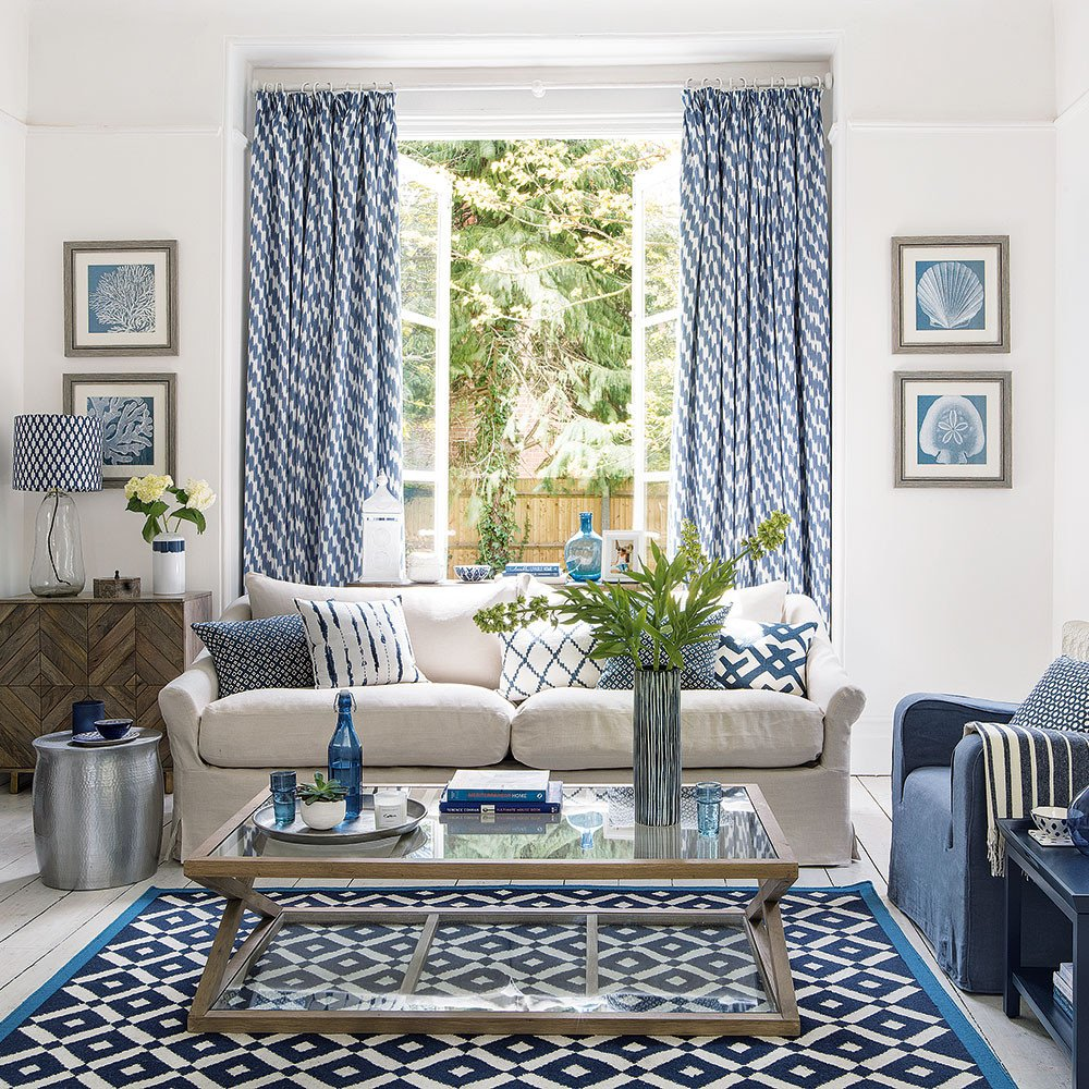 Blue Living Room Decor Ideas Best Of Blue Living Room Ideas – From Midnight to Duck Egg See
