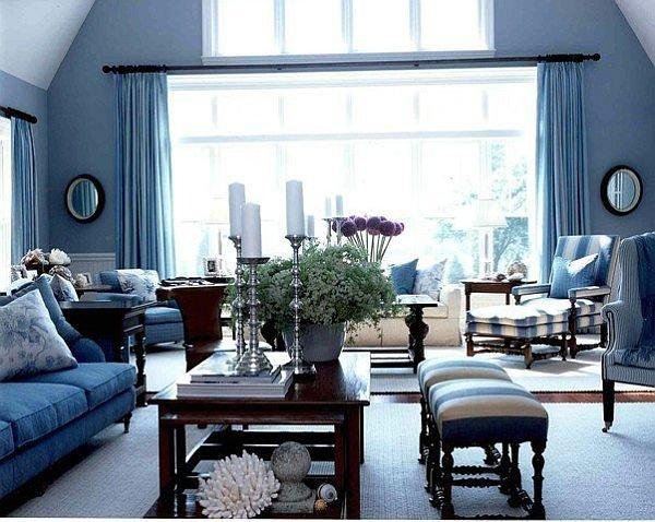 Blue Living Room Decor Ideas Fresh 20 Blue Living Room Design Ideas