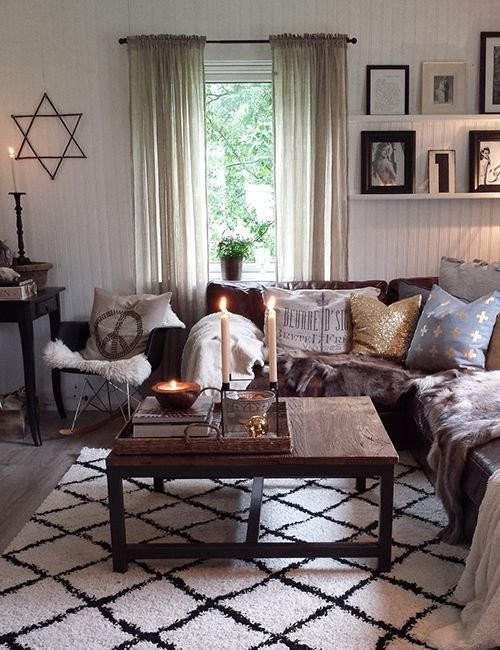 Brown Furniture Living Room Decor Beautiful Neutral Living Room with Dark Brown Couches Google