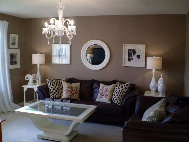 Brown Furniture Living Room Decor Best Of 25 Best Ideas About Dark Brown Couch On Pinterest