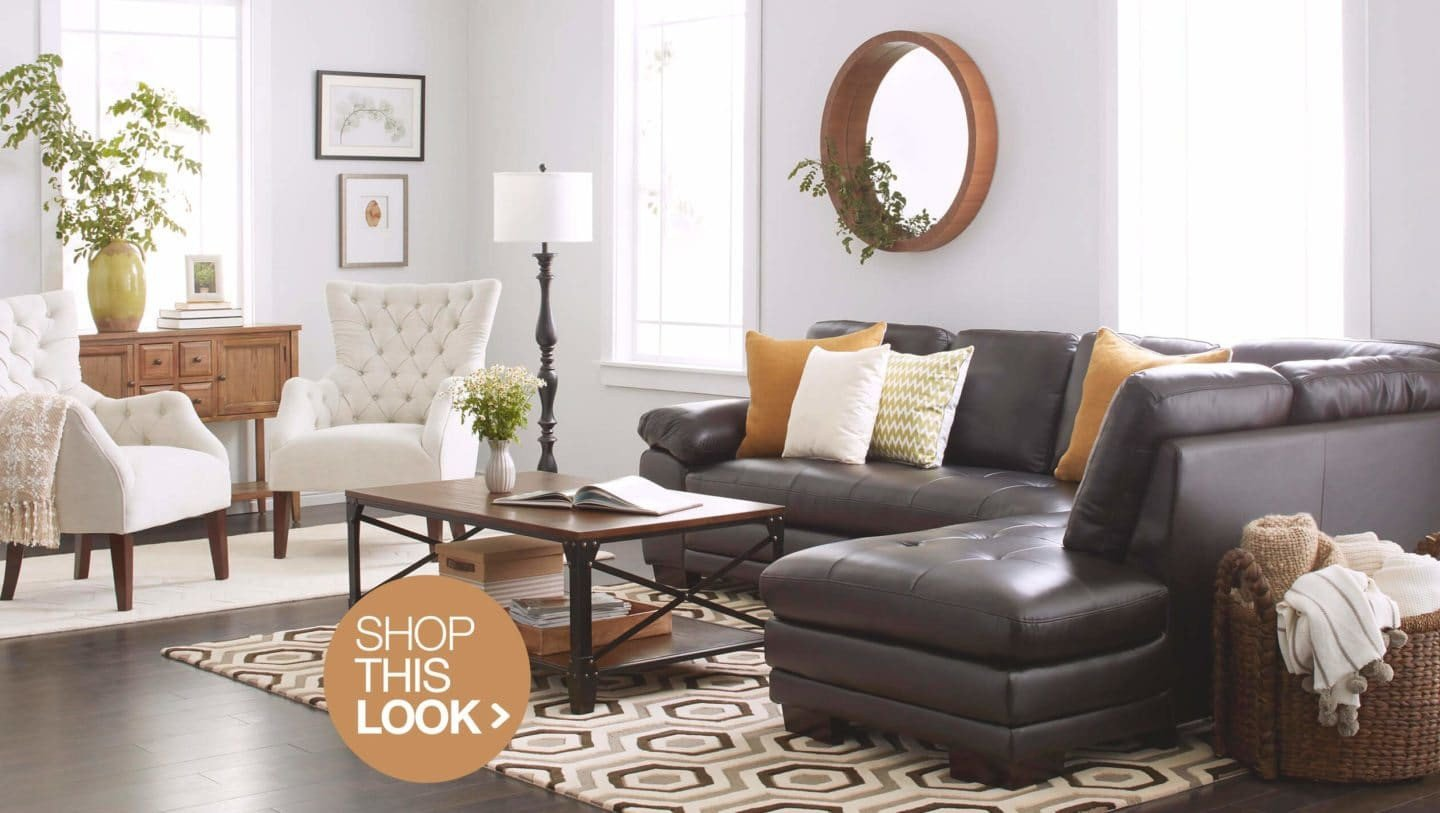 Brown Furniture Living Room Decor Inspirational 6 Trendy Living Room Decor Ideas to Try at Home