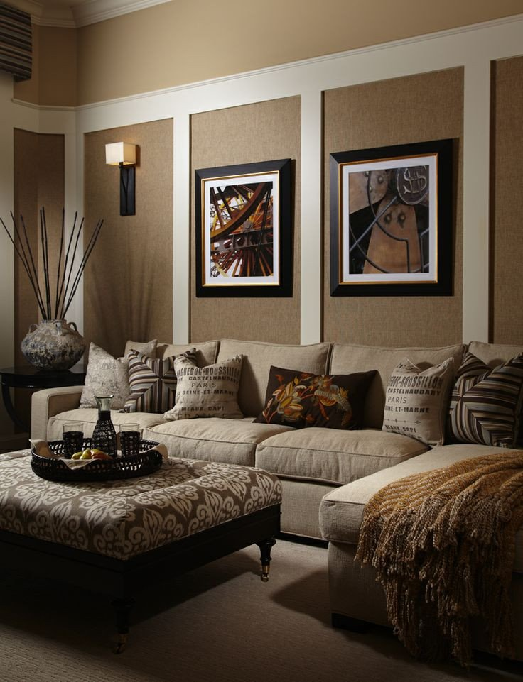 Brown Furniture Living Room Decor New 33 Beige Living Room Ideas Decoholic
