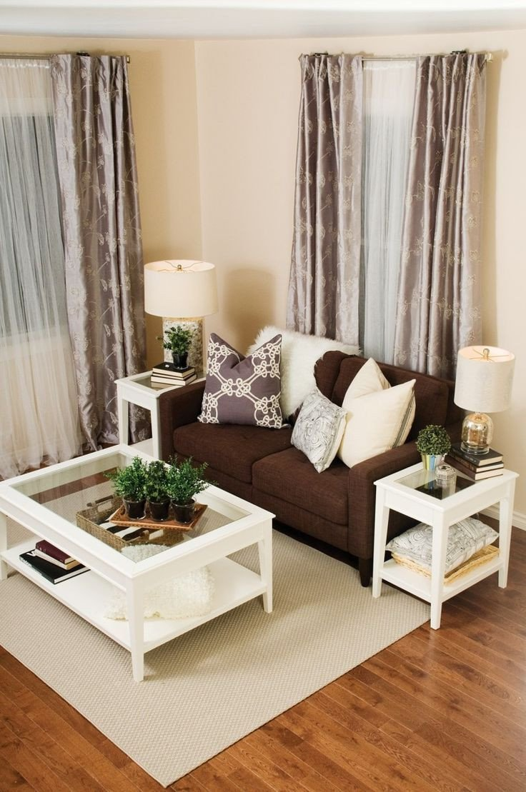 Brown Living Room Decor Ideas Awesome 25 Best Ideas About Brown Couch Decor On Pinterest
