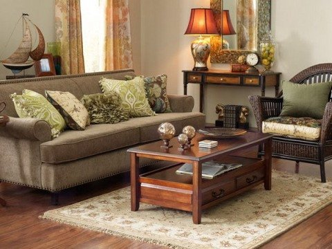 Brown Living Room Decor Ideas Best Of Green and Brown Living Room Decor Interior Design