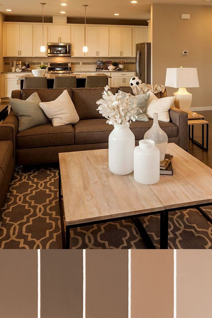 Brown sofa Living Room Decor Lovely Best 25 Living Room Brown Ideas On Pinterest