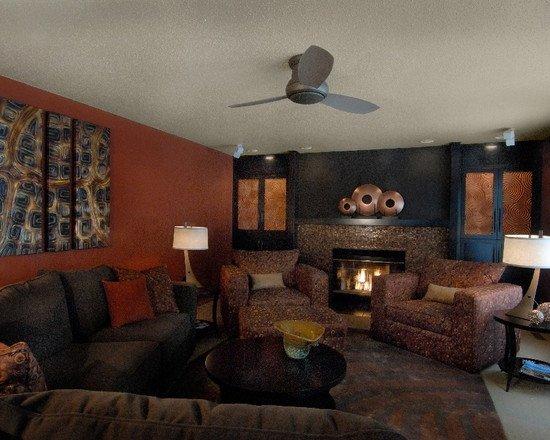 Burnt orange Living Room Decor Best Of Burnt orange Living Room Idea Home Design