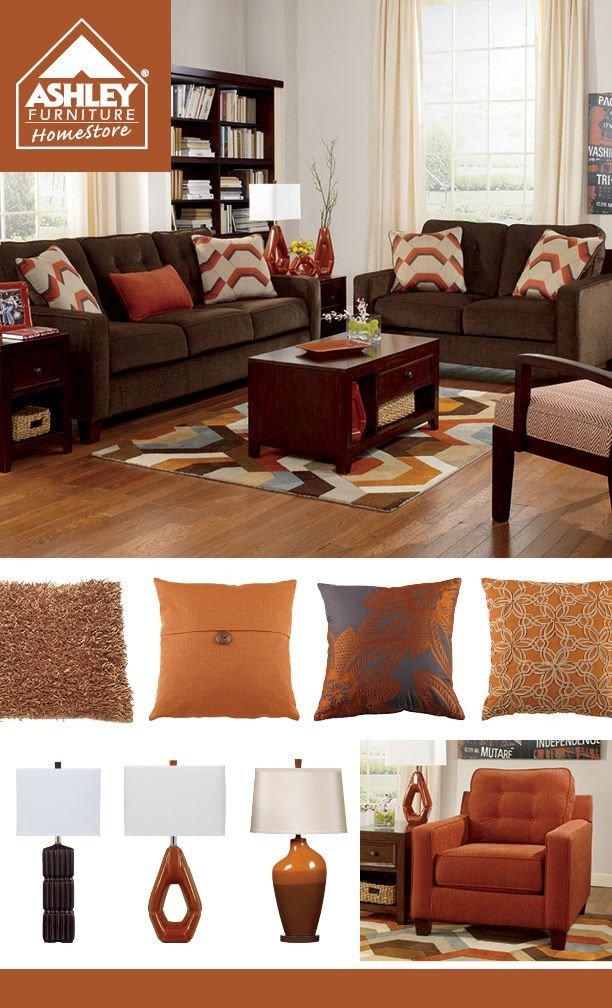Burnt orange Living Room Decor Lovely 25 Best Ideas About orange Living Rooms Pinterest