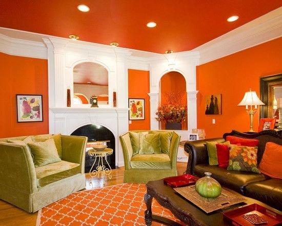Burnt orange Living Room Decor Luxury Burnt orange Couch Design Remodel Decor and