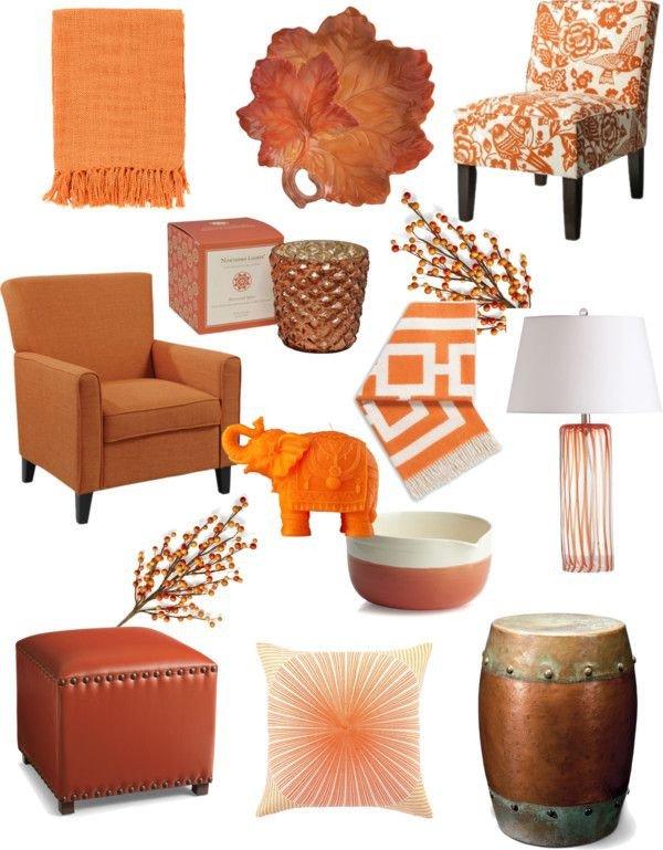 Burnt orange Living Room Decor New Burnt orange Color Inspiration Bright Bold and