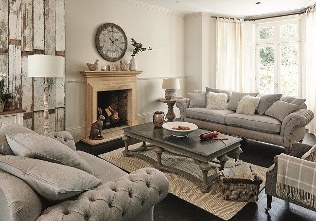Country themed Living Room Decor Best Of Five Living Room Style Ideas