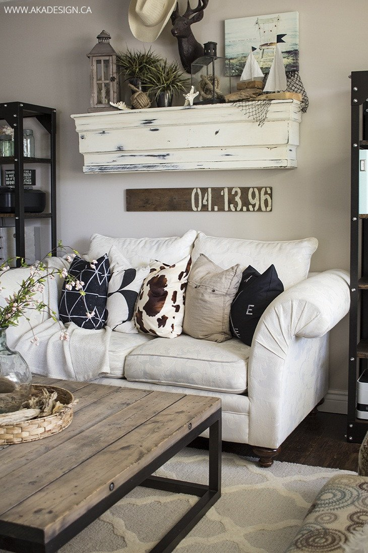 Country themed Living Room Decor Lovely 27 Rustic Farmhouse Living Room Decor Ideas for Your Home