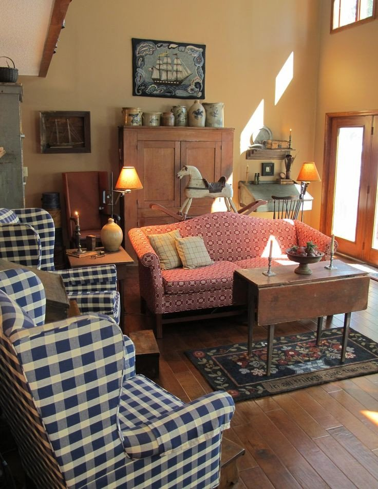 Country themed Living Room Decor Unique Best 25 Primitive Living Room Ideas On Pinterest