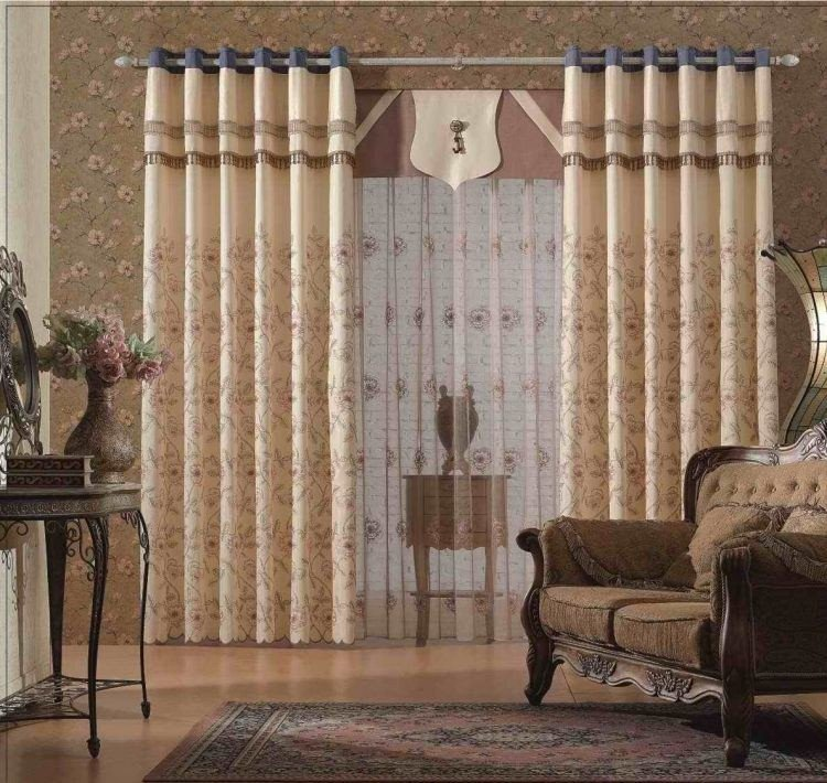 Curtains for Living Room Ideas Luxury 20 attractive Living Room Curtains