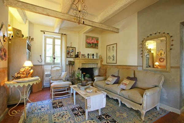 French Country Decor Living Room Beautiful French Country Home Decorating Ideas From Provence