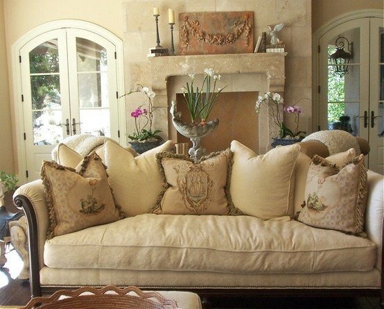 French Country Living Room Decor Unique Eye for Design the White Album Decorating In the French