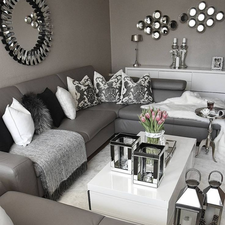 Grey Living Room Decor Ideas Fresh Grey and White Living Room Ideas Interior