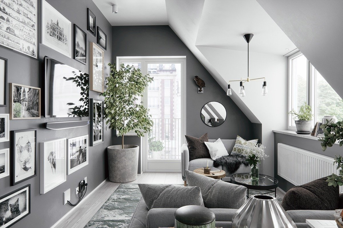 Grey Living Room Decor Ideas Unique 40 Grey Living Rooms that Help Your Lounge Look