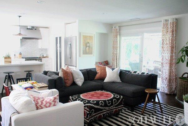 Grey sofa Living Room Decor Awesome Grey sofa Design Ideas
