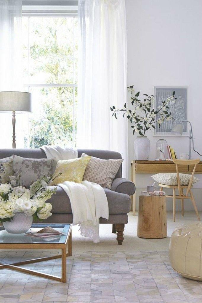 Grey sofa Living Room Decor Elegant 10 Bright Ideas for Your Home Decoholic