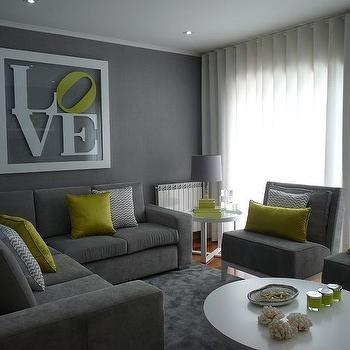 Grey sofa Living Room Decor Fresh Grey sofa Design Ideas